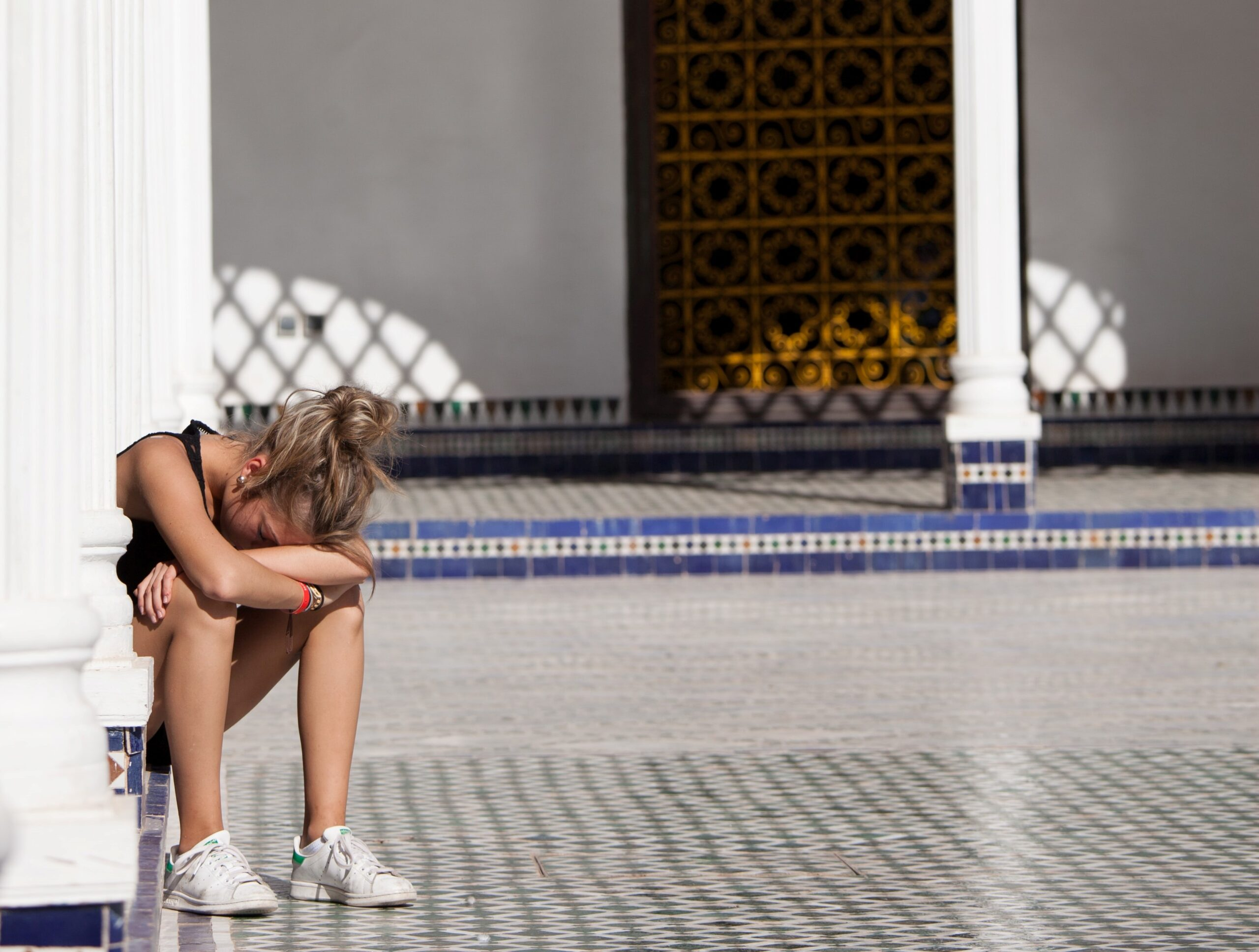 Should Highly-Stressed Women Stop Exercising?
